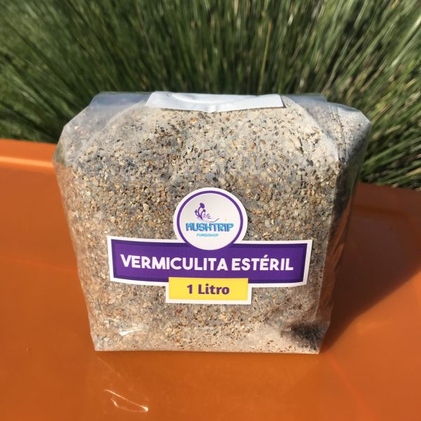 Sustrato vermiculita estéril